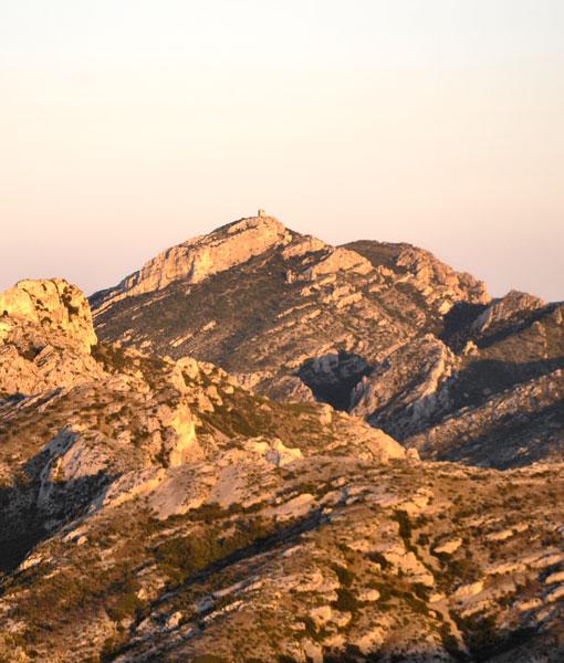 randonnée Opies sommet Alpilles